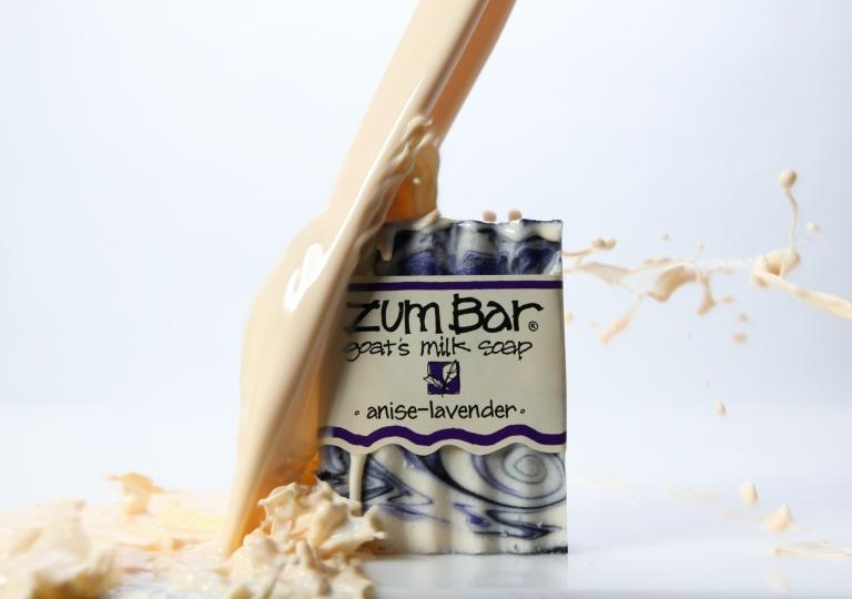 Zum-bar-gaots-milk-soap-anise-lavender-indigo-wild